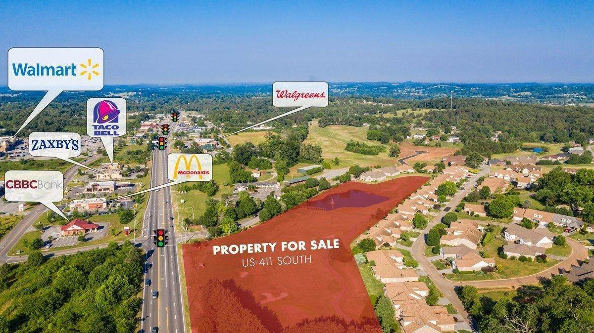 Land for Sale at Us-411 S Way Maryville, Tennessee 37801 United States