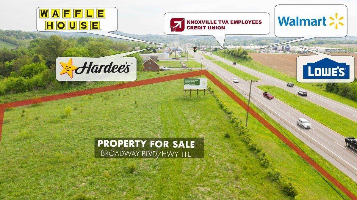 Land for Sale at Broadway Blvd E Off Blvd Jefferson City, Tennessee 37760 United States