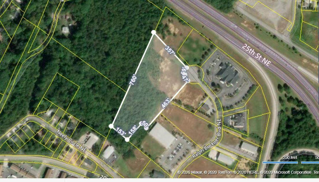Land for Sale at Lot 10 NE Commerce Drive Cleveland, Tennessee 37311 United States