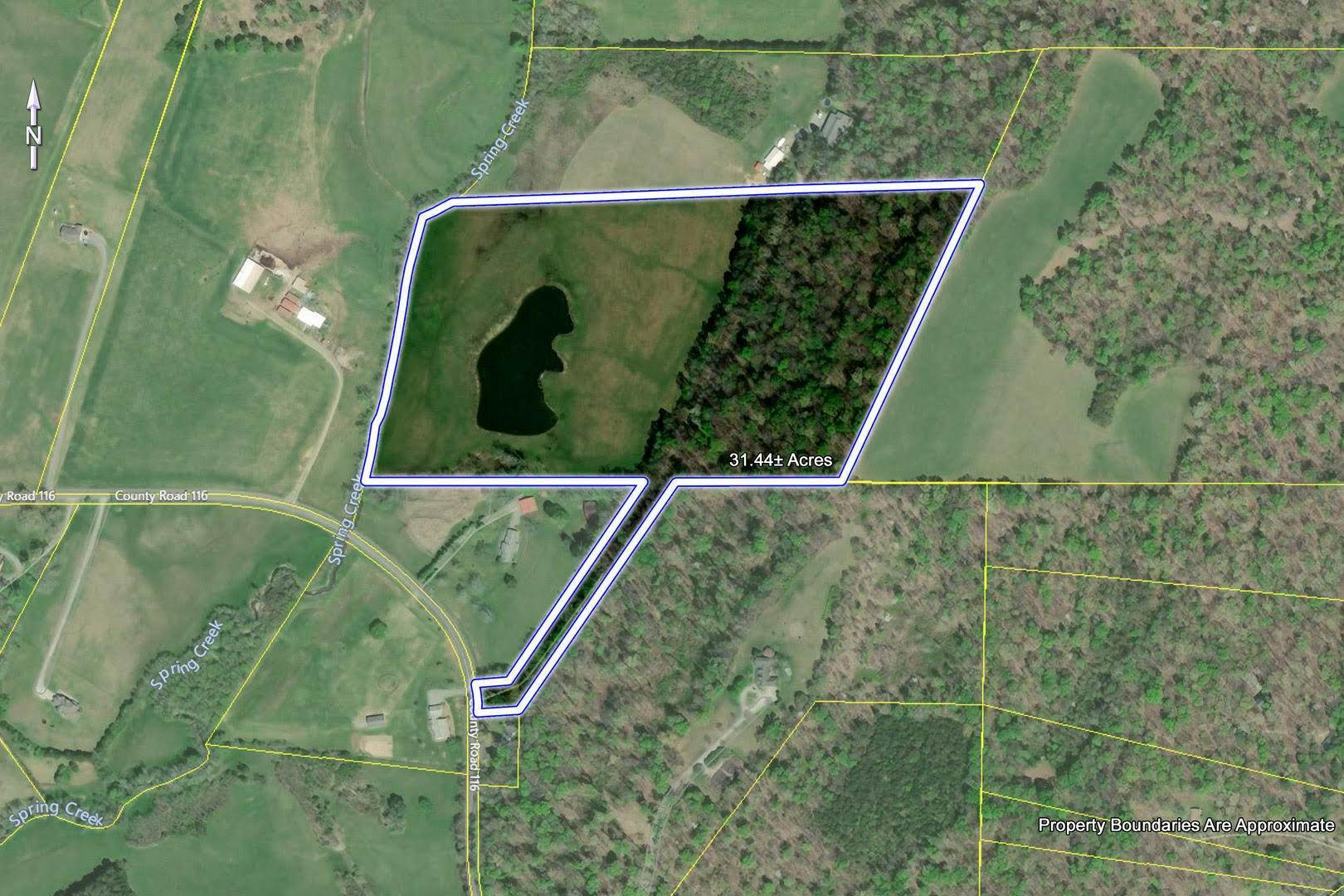 Land for Sale at Off County Rd #116 Riceville, Tennessee 37370 United States