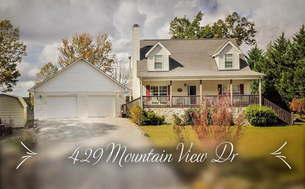 Single Family Homes for Sale at 429 Mountain View Lane Wilder, Tennessee 38589 United States