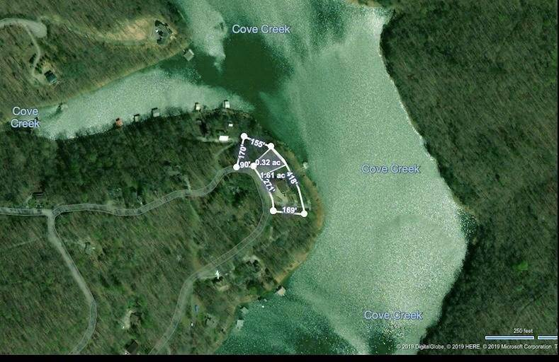 Land for Sale at 327 S Shorewood Drive Caryville, Tennessee 37714 United States