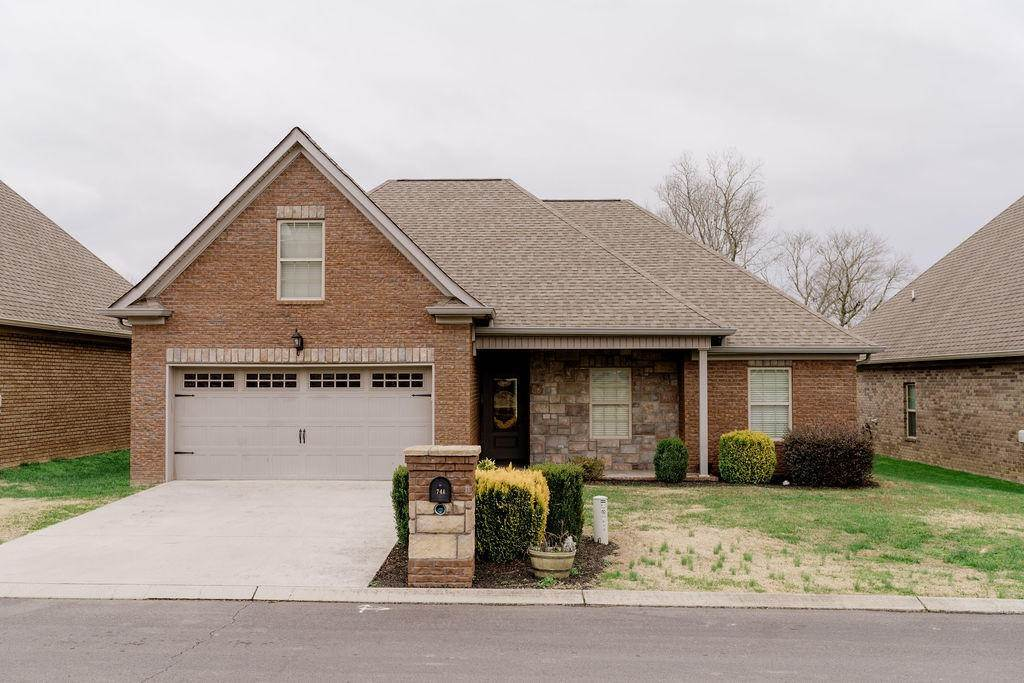 Single Family Homes por un Venta en 74A Zion Cove Lane Englewood, Tennessee 37329 Estados Unidos