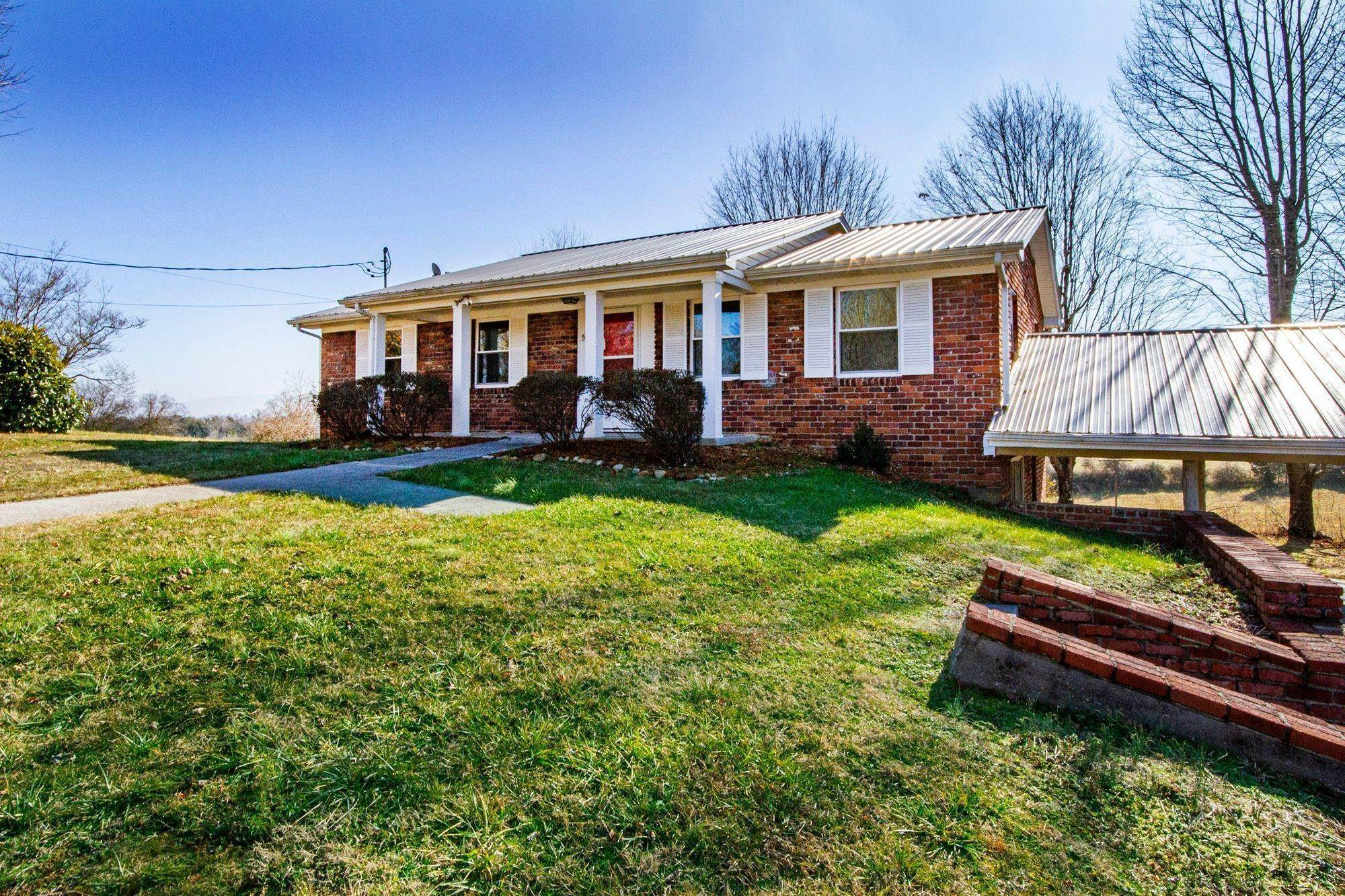 Single Family Homes for Sale at 529 S Carter School Road Strawberry Plains, Tennessee 37871 United States