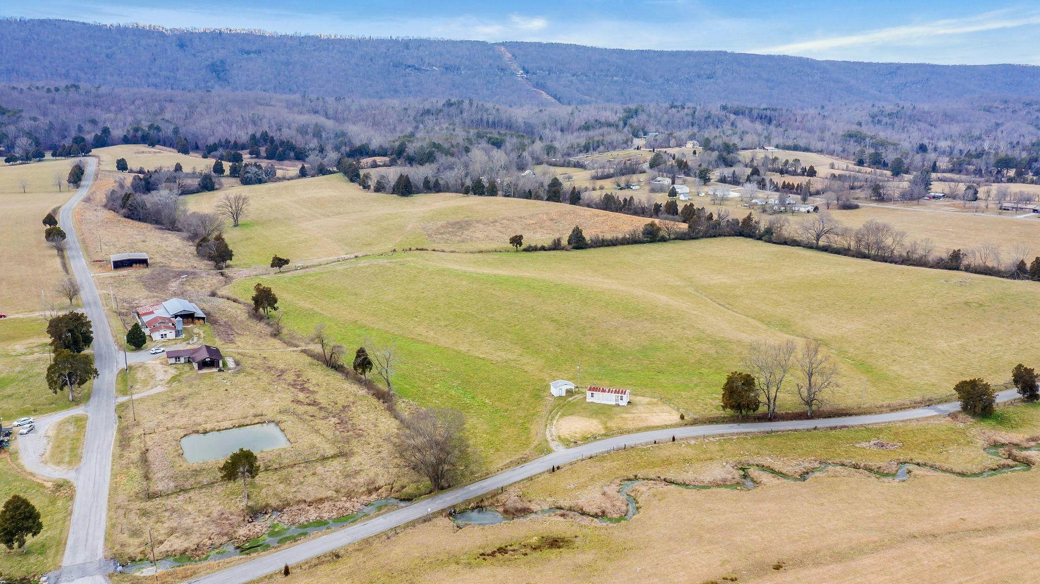 Land for Sale at 1870 Cemetary Road Spring City, Tennessee 37381 United States