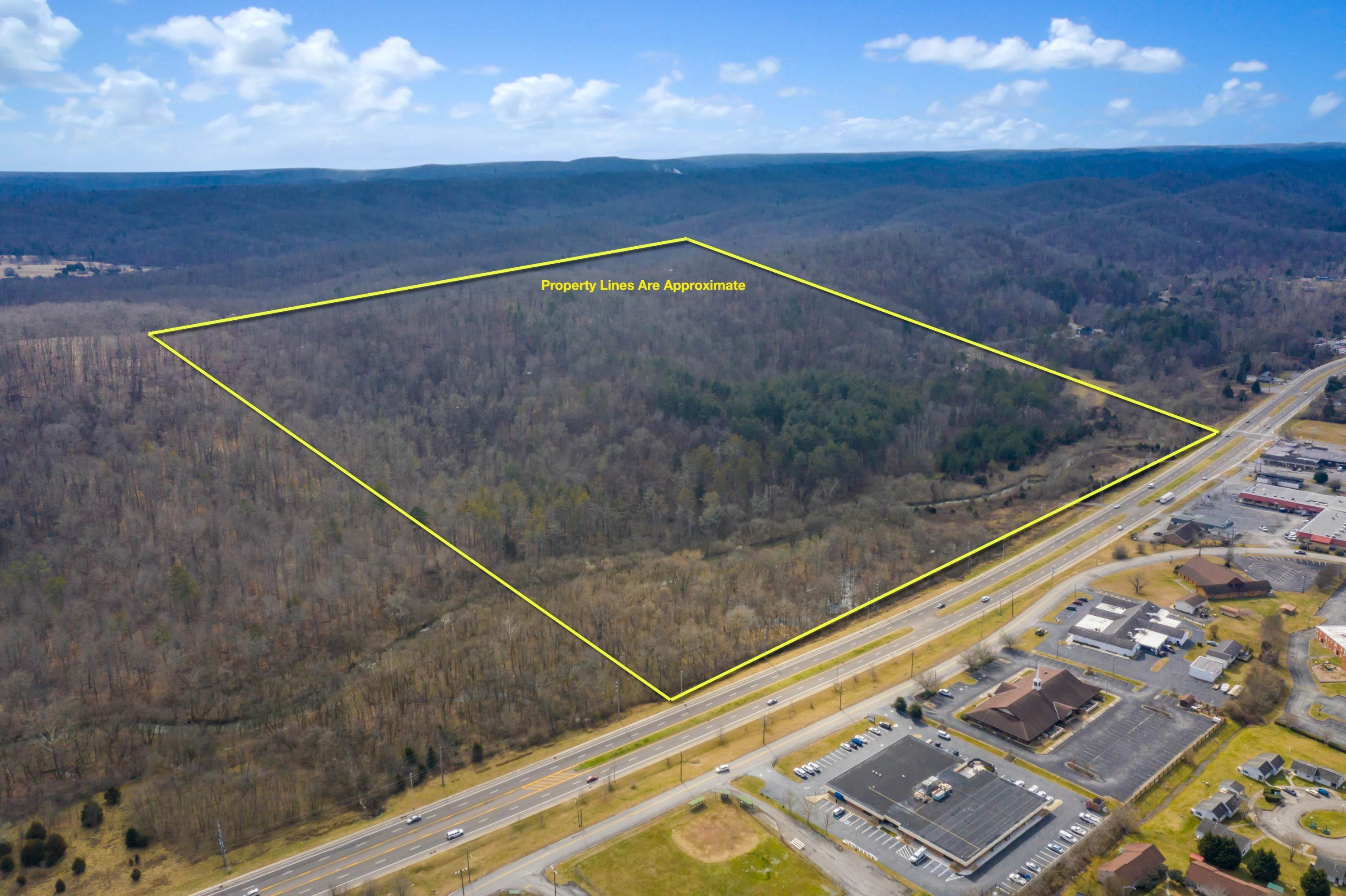 Land for Sale at Lot #456 Oak Ridge Turnpike Oak Ridge, Tennessee 37830 United States