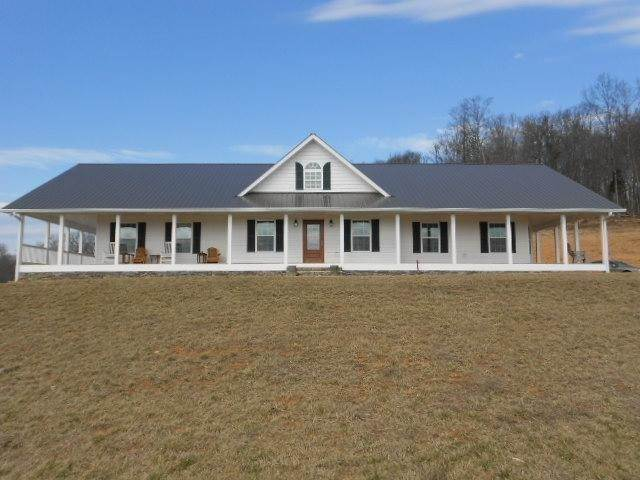 Single Family Homes pour l Vente à 1921 Knob Road Rutledge, Tennessee 37861 États-Unis