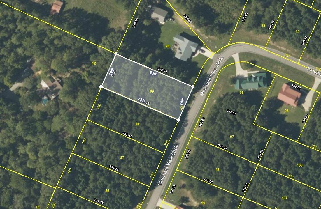 Land for Sale at 300 Mountain View Circle Ocoee, Tennessee 37361 United States