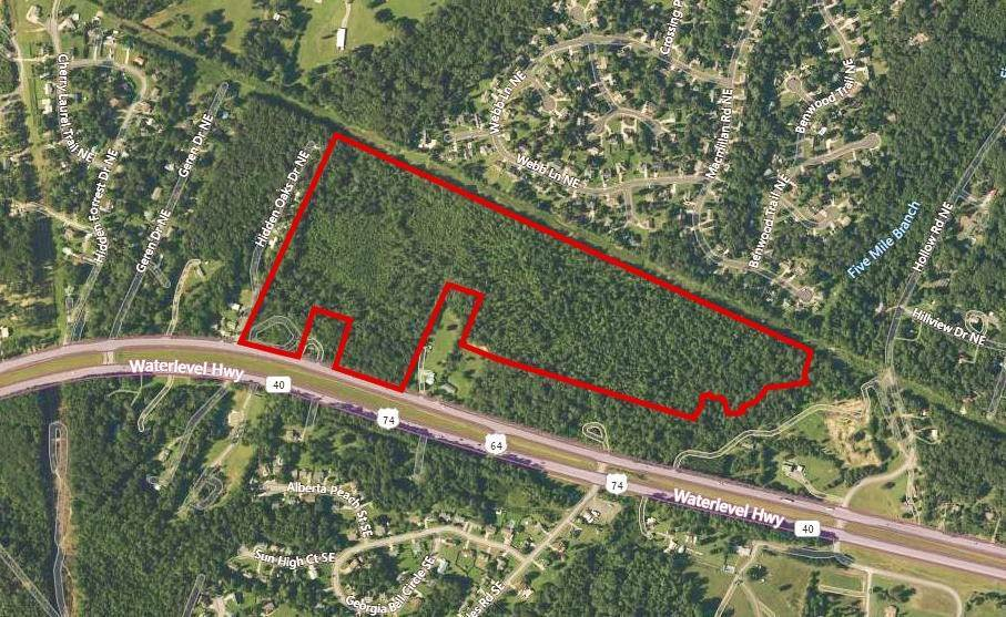 Land for Sale at Waterlevel Highway Cleveland, Tennessee 37323 United States