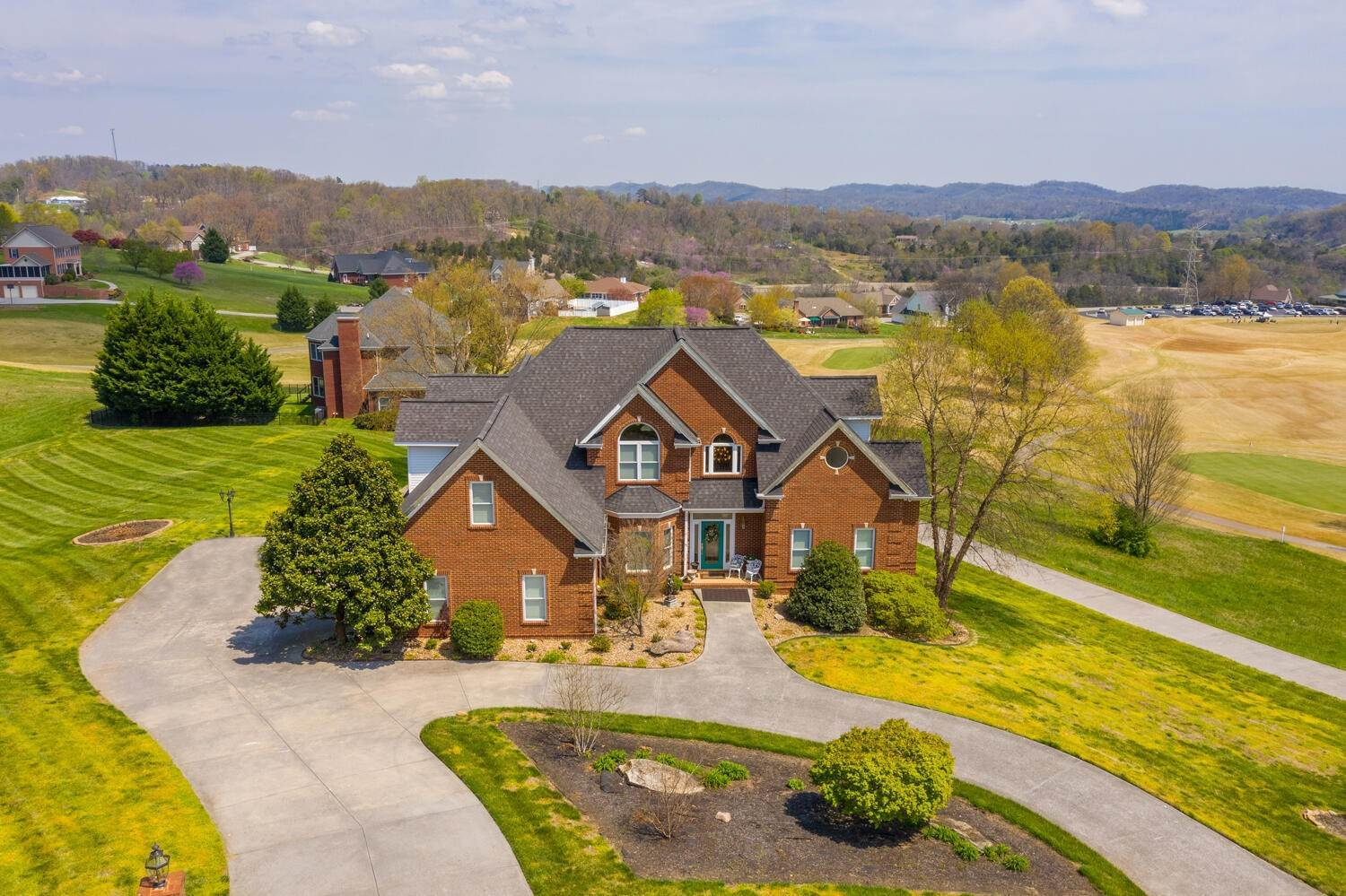 Single Family Homes pour l Vente à 594 Providence Drive Jefferson City, Tennessee 37760 États-Unis