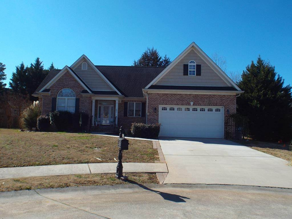 Single Family Homes for Sale at 291 NW Hunters Trace NW Cleveland, Tennessee 37312 United States