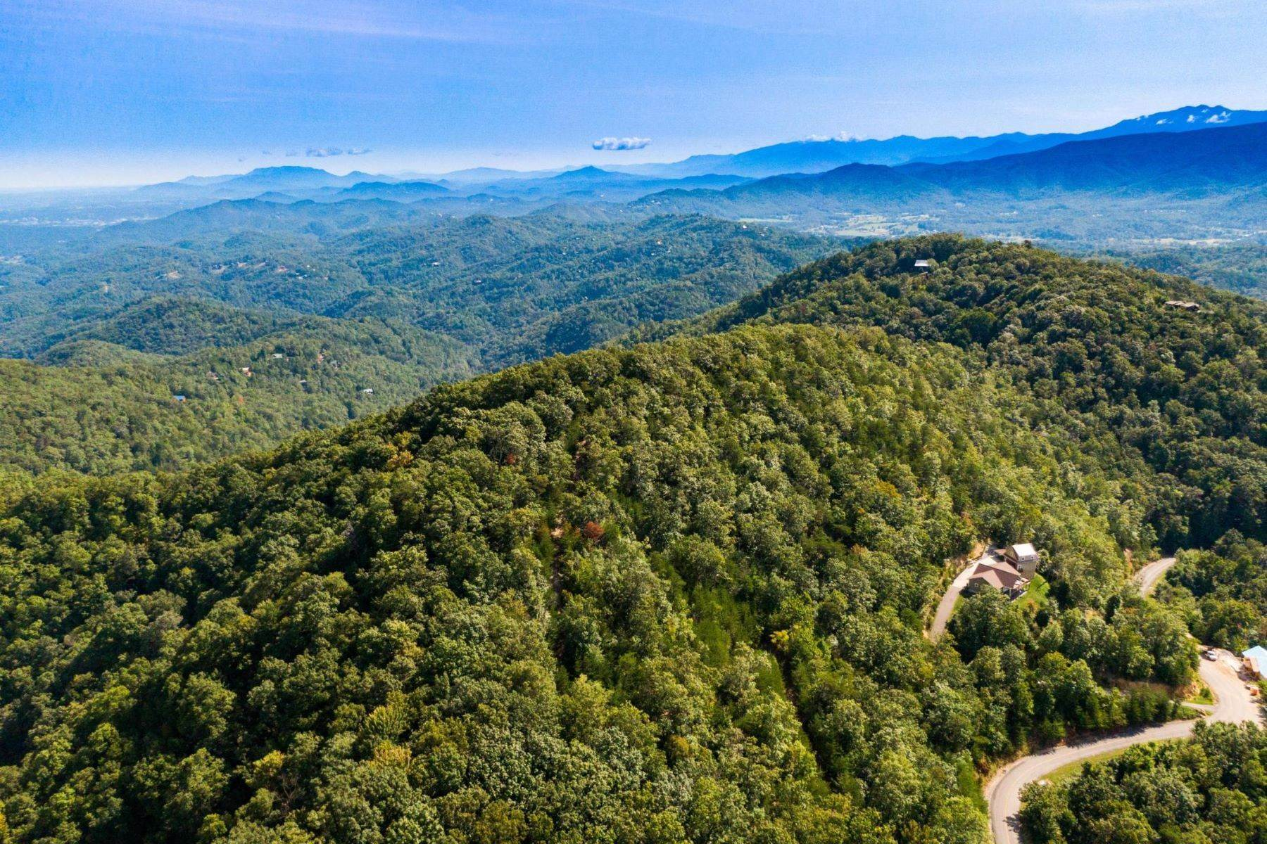 Land for Sale at Panoramic Mountain Views And Privacy Settlers View Lane Lot 127E and Shagbark Lot Sevierville, Tennessee 37866 United States