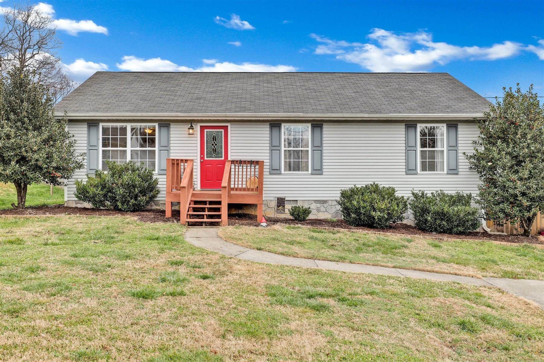 Single Family Homes for Sale at Adorable Cottage Style Home 2118 Flagler Road Knoxville, Tennessee 37912 United States