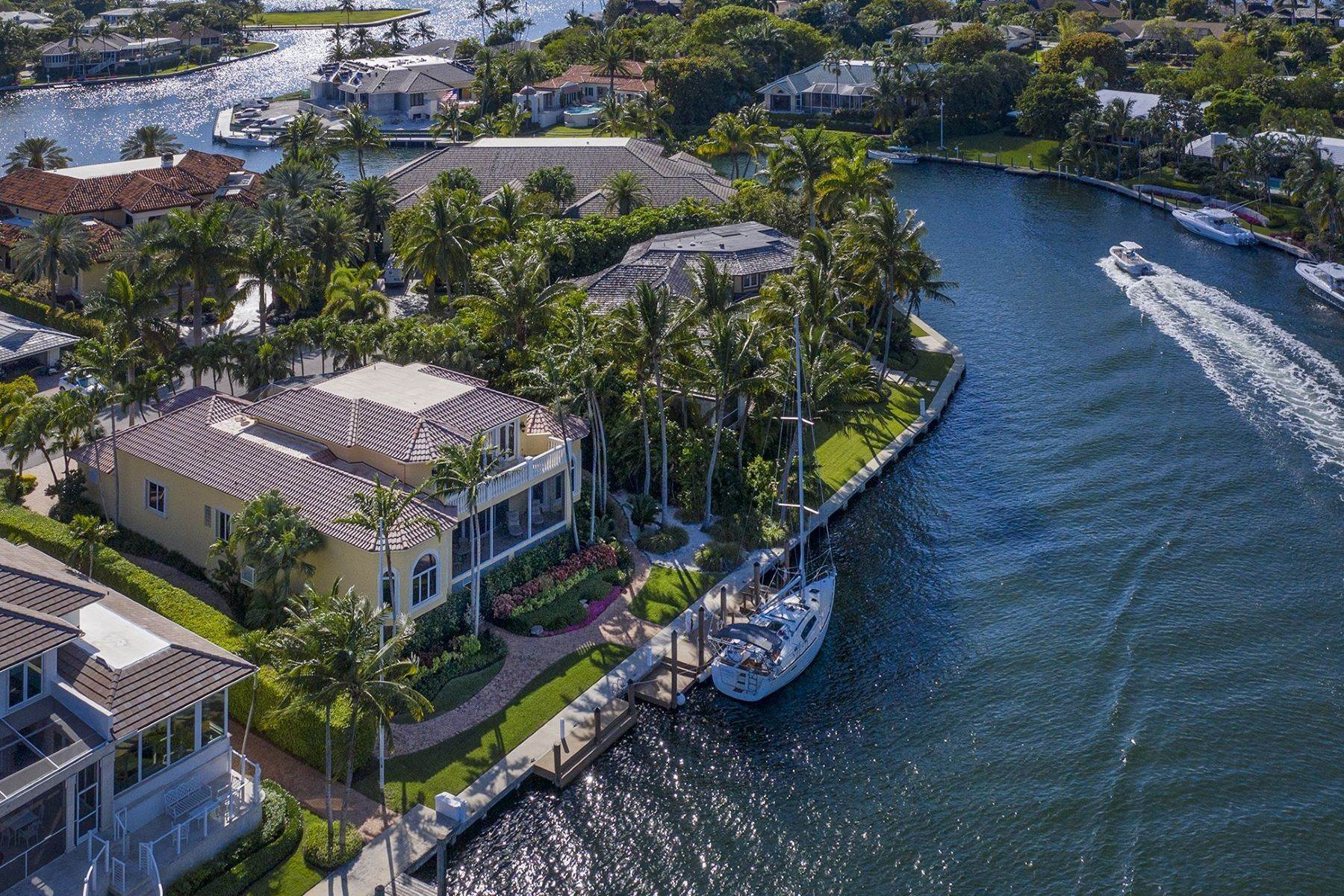 Single Family Homes for Sale at 6 Knoll Lane Key Largo, Florida 33037 United States
