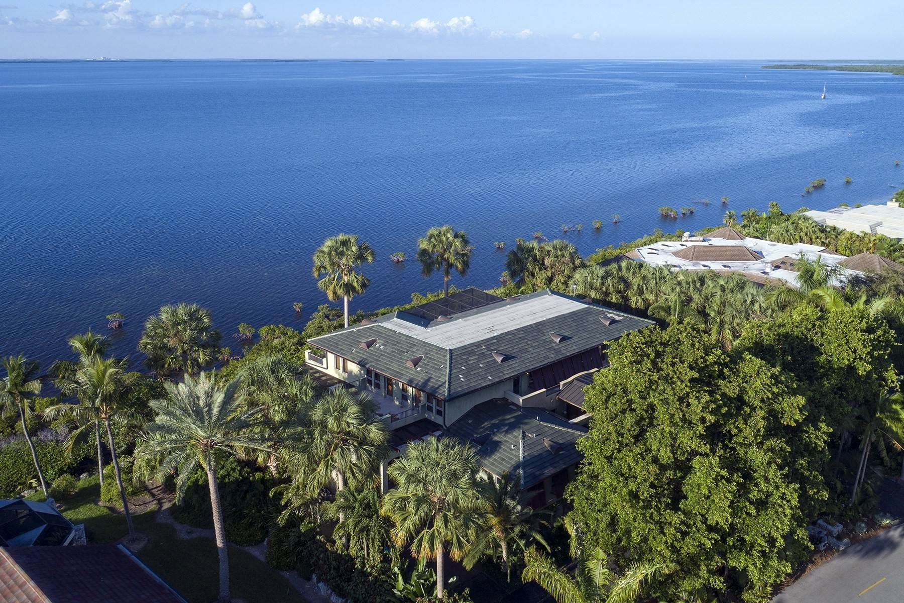 Single Family Homes for Sale at 6 West Snapper Point Drive Key Largo, Florida 33037 United States