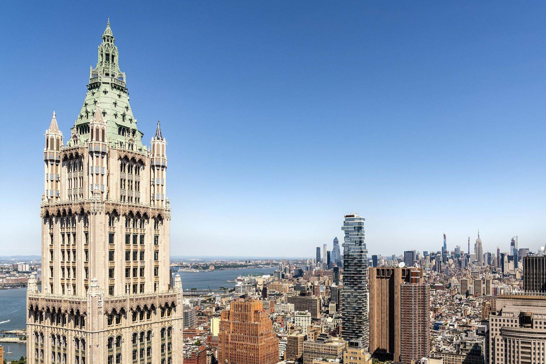 Property en The Pinnacle Penthouse 2 Park Place, Pinnacle Penthouse New York, Nueva York 10007 Estados Unidos